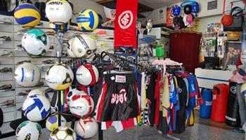 f1865351b Não importa qual é a sua modalidade. Na loja Dimar Esportes você vai  encontrar tudo o que precisa para praticar esportes com segurança e  conforto.